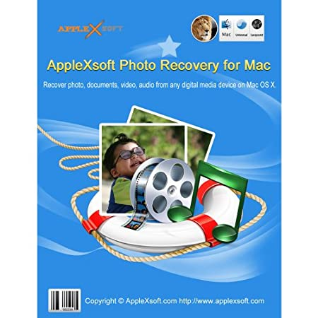 AppleXsoft Photo Recovery for Mac [Download]