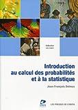 echange, troc Jean-François Delmas - Introduction au calcul des probabilités et à la statistique