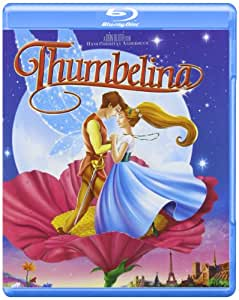 Thumbelina [Blu-ray] (Bilingual) [Import]