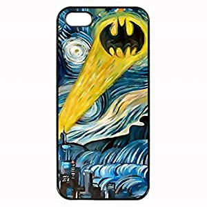 Starry Night Batman Hard Case Back For iPhone 5 & iphone 5s at Gotham City Store
