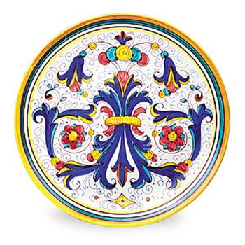 Buy Dinner Plate – Ricco Deruta