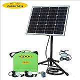 ソーラー発電・蓄電キット ソーラーセンター CARRY3018