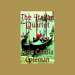 The Italian Quartet Audiobook