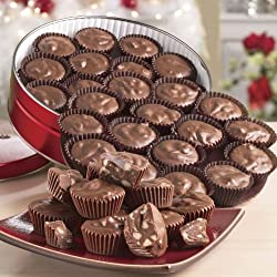 The Swiss Colony Macadamia Nut Chocolates 1-lb. 2-oz. (approx. 36 Pieces)