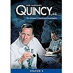 Quincy M.E.: Season 4 DVD