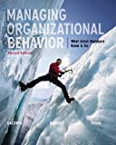 img - for Managing Organizational Behavior: What Great Managers Know and Do book / textbook / text book