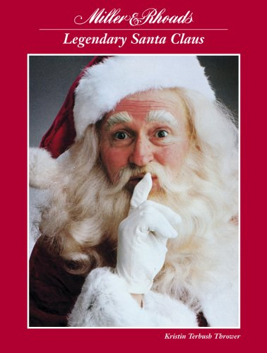 Miller and Rhoads Legendary Santa Claus087540247X : image