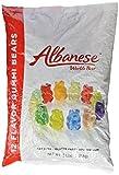 Albanese Gummi Bears 12 Flavors-5lb