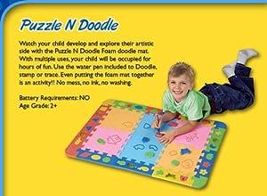 Aquadoodle Puzzle n Doodle