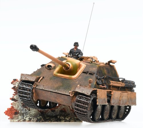 Picture of Forces of Valor German Jagdpanther - Normandy, 1944 Figure (B0006O6DOC) (Forces of Valor Action Figures)