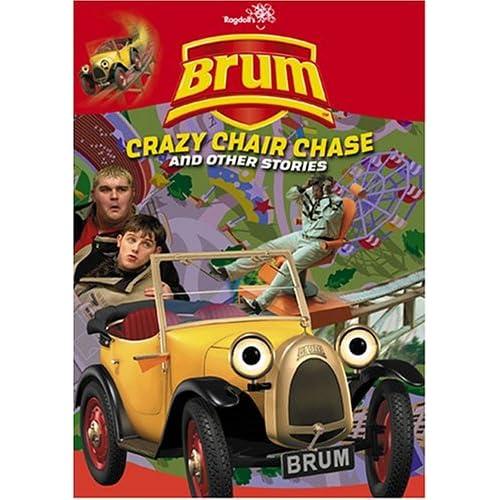 Amazon.com: Brum: Crazy Chair Chase & Other Stories: Adam Schumacher