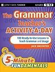 The Grammar Teacher's Activity-a-Day:...