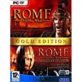 Total War : Rome - �dition goldpar Sega