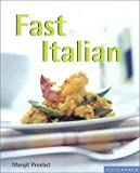 img - for Fast Italian (Quick & Easy) by Proebst, Margit (2004) Paperback book / textbook / text book