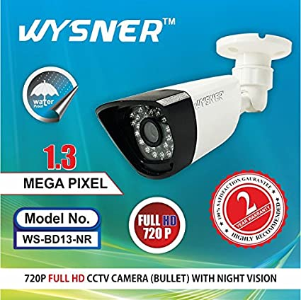 Wysner-WS-BD13-NR-1.3MP-Bullet-CCTV-Camera