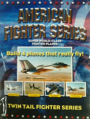 American Fighter Series Super World-class Fighter Planes