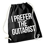 I Prefer The Guitarist