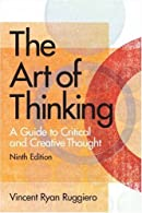 Art of Thinking, The  by Ruggiero