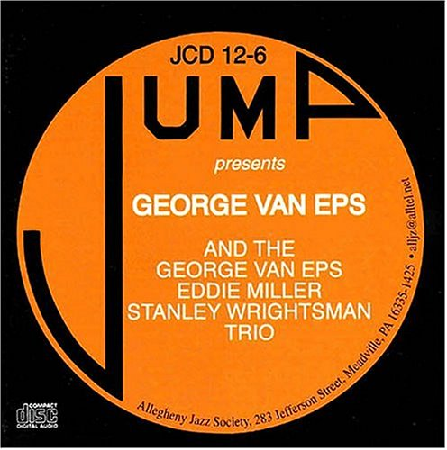 The George Van Eps Eddie Miller Stanley Wrightsman Trio by George Van Eps