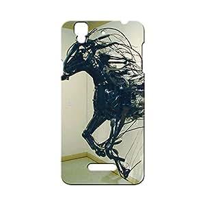 G-STAR Designer Printed Back case cover for Micromax Yu Yureka - G0877