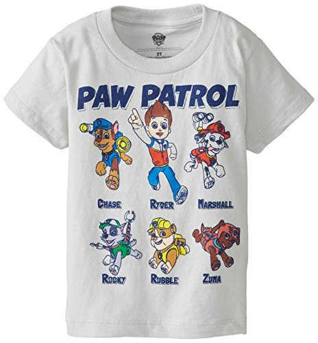 Paw Patrol Boys' Group T-Shirt