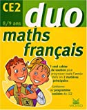 Duo CE2 franais maths (2002)