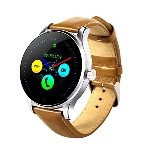classic-salud-metal-smartwatch-con-bluetooth-monitor-de-frecuencia-cardiaca-para-android-de-la-pulse