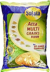 Amazon.com : Pillsbury (Sujata) Atta with Multi-Grains