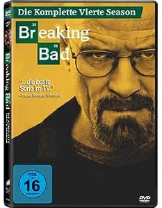 Breaking Bad - Die komplette vierte Season (exklusiv bei Amazon.de) [4 DVDs]