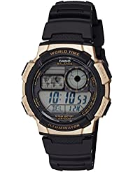 Casio Youth-Digital Digital Black Dial Men's Watch - AE-1000W-1A3VDF