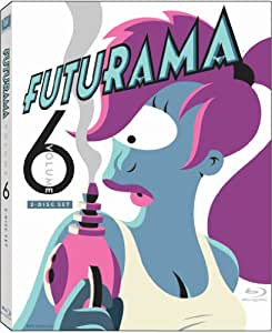 Futurama Volume 6 [Blu-ray]