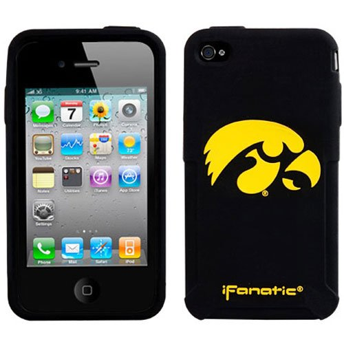 NCAA Iowa Hawkeyes Mascotz Cover for iPhone 4