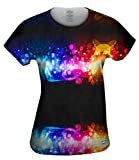 Yizzam- Edm Dance The Music- Womens Top Shirt TShirt-3X