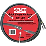 Senco PC0065 Hose 3/8-inch by 50 foot with 1/4-inch Couple Plug