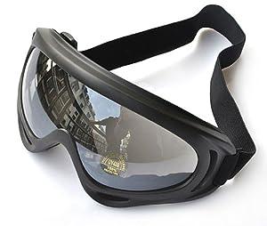 Buy CS Windproof UV400 Snowmobile Bicycle Bike Motorcycle Ski Goggle Protective Glasses by Baakyeek