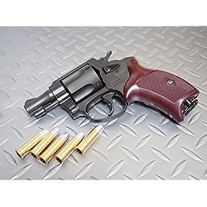 マルシン工業 6mmBBガスリボルバー ポリスリボルバー 2インチ ヘビーウェイト HW Xカートリッジ仕様 【ガスガン 日本警察官用拳銃】