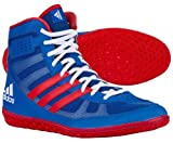 adidas MAT WIZARD.3 WRESTLING SHOES レスリングシューズ (S77970) BLUE/SCARLE/FTWWHT [並行輸入品] ランキングお取り寄せ