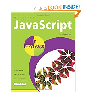 JavaScript In Easy Steps 4th Edition