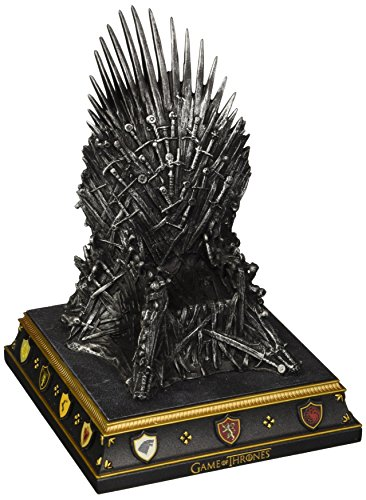 Game of Thrones Iron Throne Bookend (Iron Throne Replica compare prices)