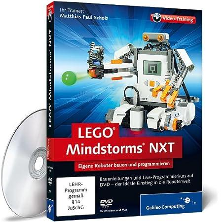 LEGO MINDSTORMS NXT - Eigene Roboter bauen und programmieren