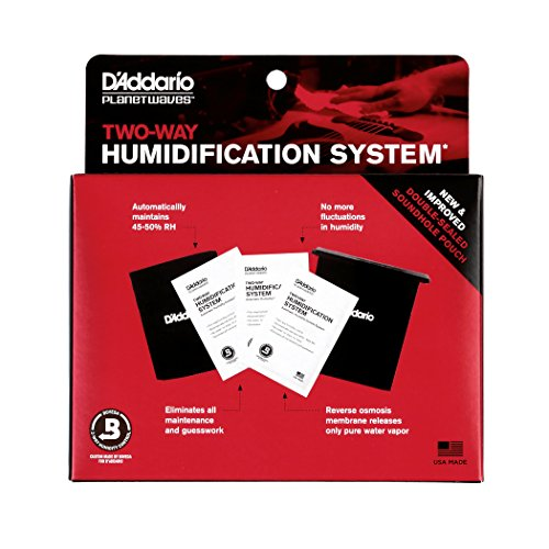D'Addario Two-Way Humidification System - 1