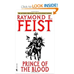 Prince of the Blood, 15th Anniversary Edition by Raymond Feist