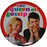 Button Mirror - The Queen Of Gossip