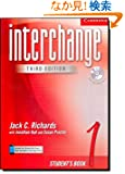 Interchange Student's Book 1 with Audio CD (Interchange Third Edition)
