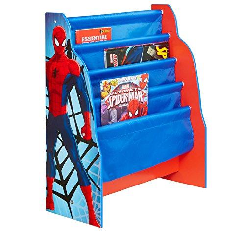spider-man-marvel-kids-bibliotheque-bois-rouge