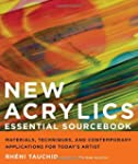 New Acrylics Essential Sourcebook: Ma...