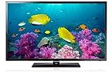 Samsung UE39F5370 98 cm (39 Zoll) LED-Backlight-Fernseher, EEK A (Full HD, 100Hz CMR, DVB-T/C/S2, CI+, Smart TV, HbbTV) schwarz