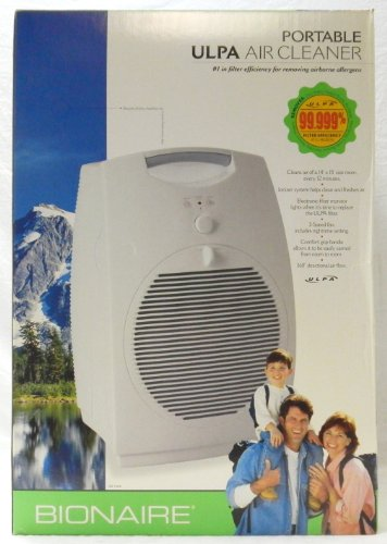 Cheap BIONAIRE Portable Air Purifier With ULPA Filter UA-1560 (UA-1560)