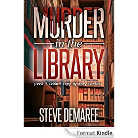 Murder In The Library (Book 3 Dekker Cozy Mystery Series) (English Edition)