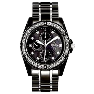 Bulova 98E003 Diamond Men's Watch